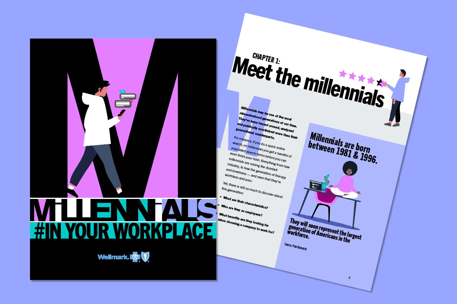Millennials in your workplace ebook article