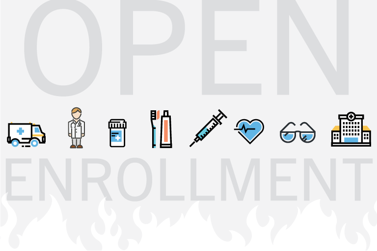 Open enrollment and myWellmark article