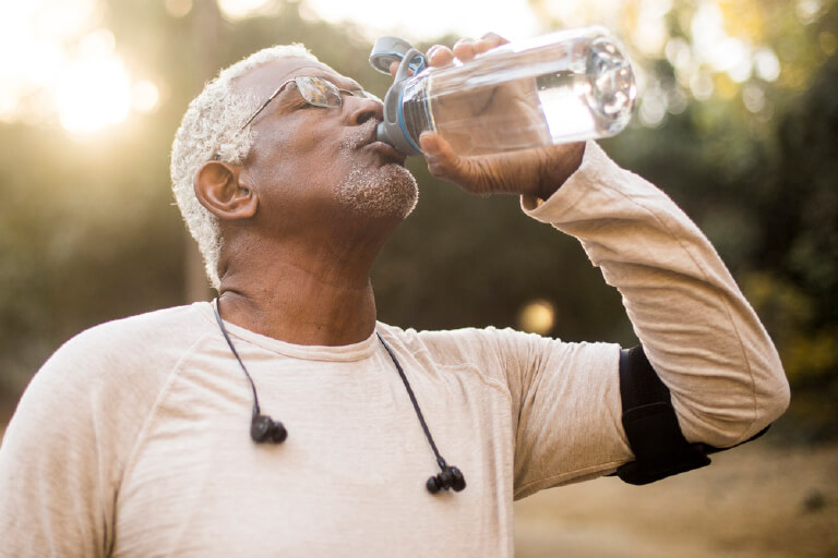 Staying hydrated may be simpler than you think article