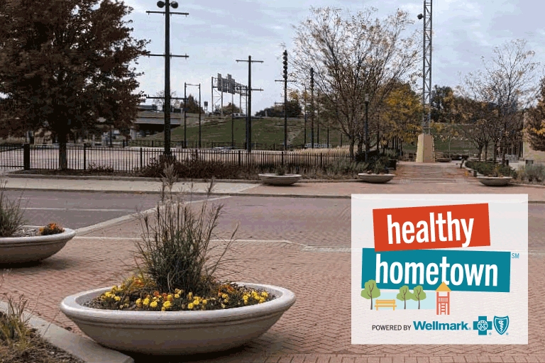 Paving the way to a healthier future in Waterloo with Healthy Hometown Powered by Wellmark article